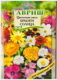 Газон Брызги солнца (цветочный)