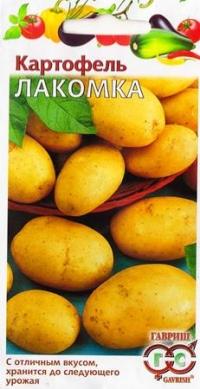 Картофель Лакомка