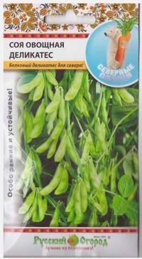 Соя овощная Деликатес